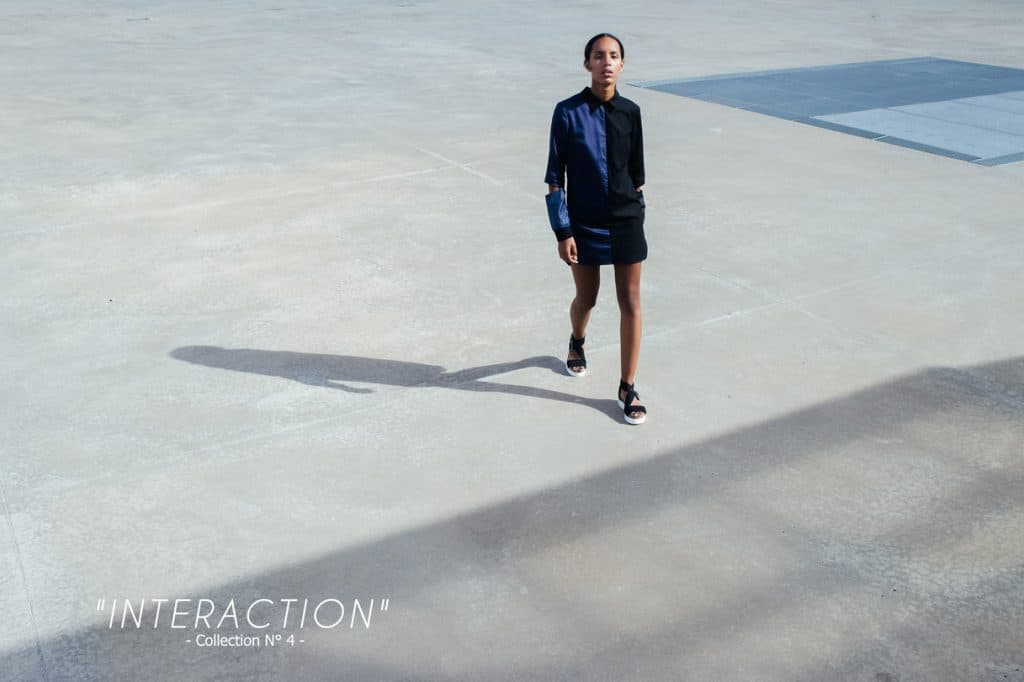 Collection N°4 Interaction | Collections Black Verveine